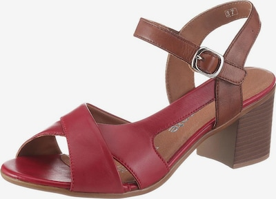 REMONTE Sandalette in rot, Produktansicht