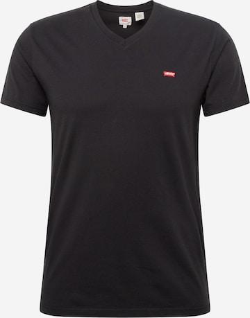 LEVI'S Shirt 'ORIGHM' in Schwarz