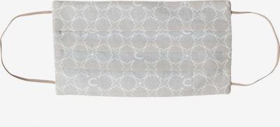 CODELLO Masque en tissu 'COVER UP' en gris / blanc, Vue avec produit
