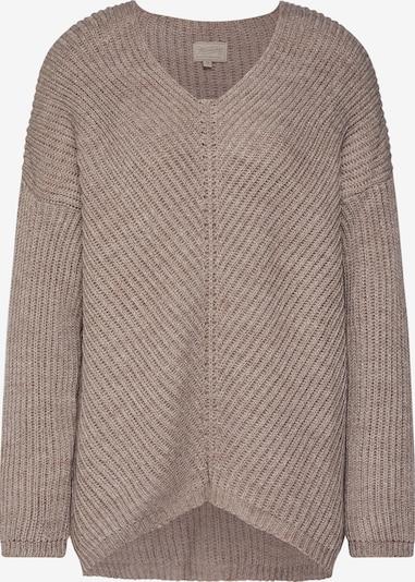 Herrlicher Pullover 'Franka Wool Mix' in beige, Produktansicht