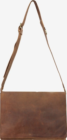 Harold's Messenger 'Antico' in braun, Produktansicht