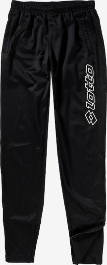 LOTTO Jogginghose 'ZENITH' für Jungen in schwarz, Produktansicht