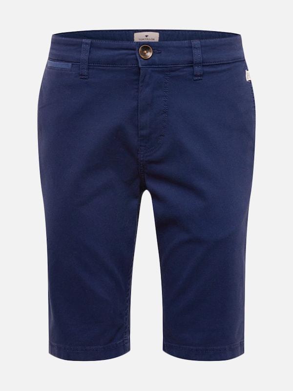 Pantalon Tailor Tom Chino Bleu Foncé En Bx4W5cWqw