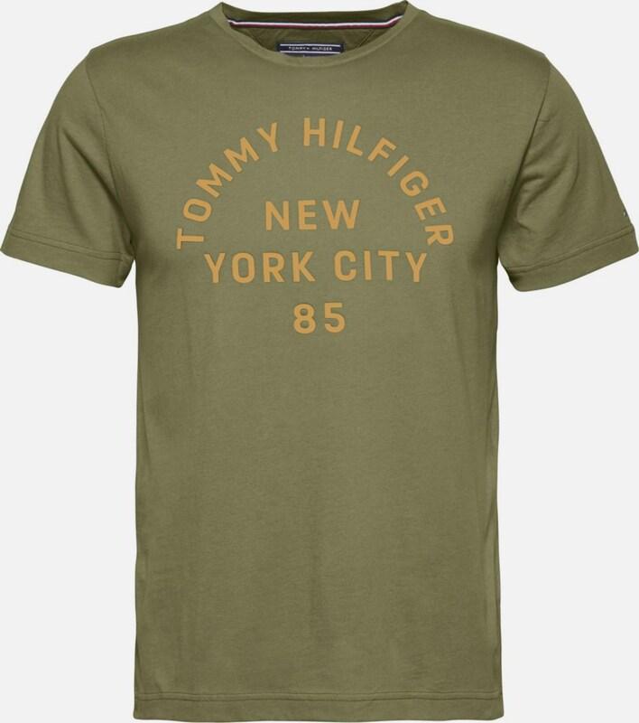 Tommy Hilfiger T-shirt Four Leaf Clover