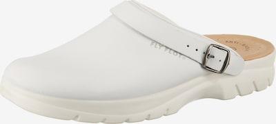 FLY FLOT Clogs in weiß, Produktansicht