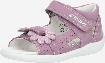 Pepino Sandale 'SILVI' in lila, Produktansicht