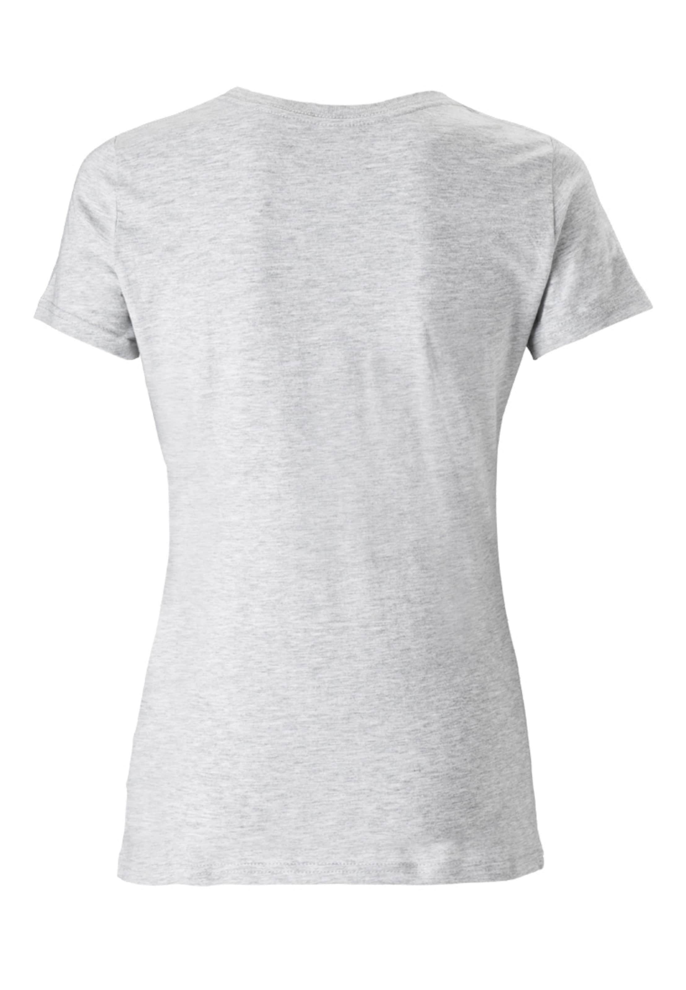 'captain America' T GraumeliertMischfarben Logoshirt In shirt SUzGMpVq
