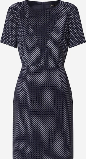 MORE & MORE Kleid in marine / weiß, Produktansicht