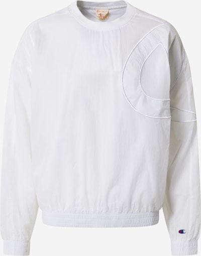 Champion Reverse Weave Shirt 'Crewneck Top' in weiß, Produktansicht
