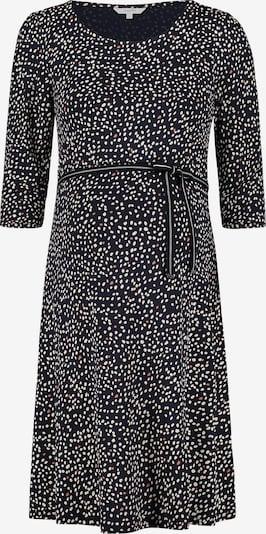 Noppies Kleid 'Alicia' in dunkelblau / schwarz / weiß, Produktansicht