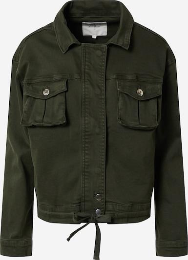 Hailys Jeansjacke 'Amber' in khaki, Produktansicht