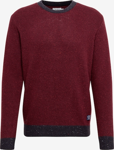 Pepe Jeans Pullover 'MARCUS' in weinrot, Produktansicht
