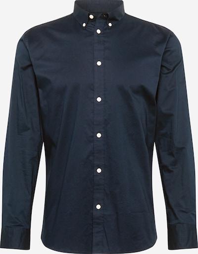 minimum Camisa de negocios 'Walther' en azul oscuro, Vista del producto
