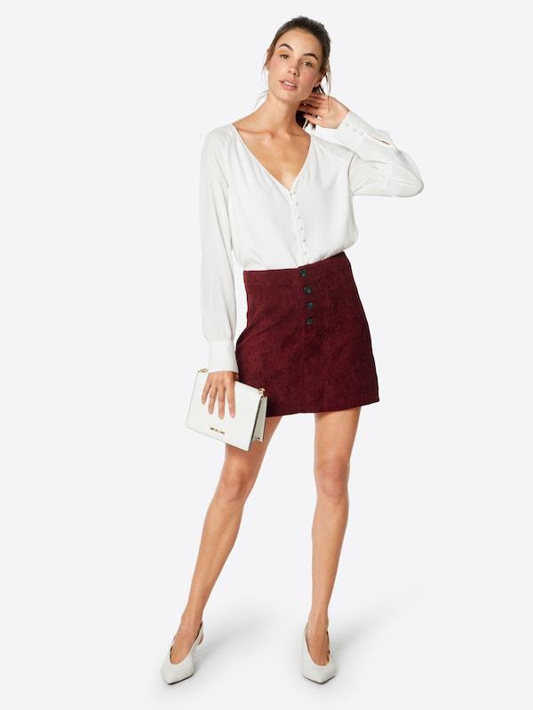 Union 'kelsey' En Fashion Jupe Lie De Vin thQsrdC