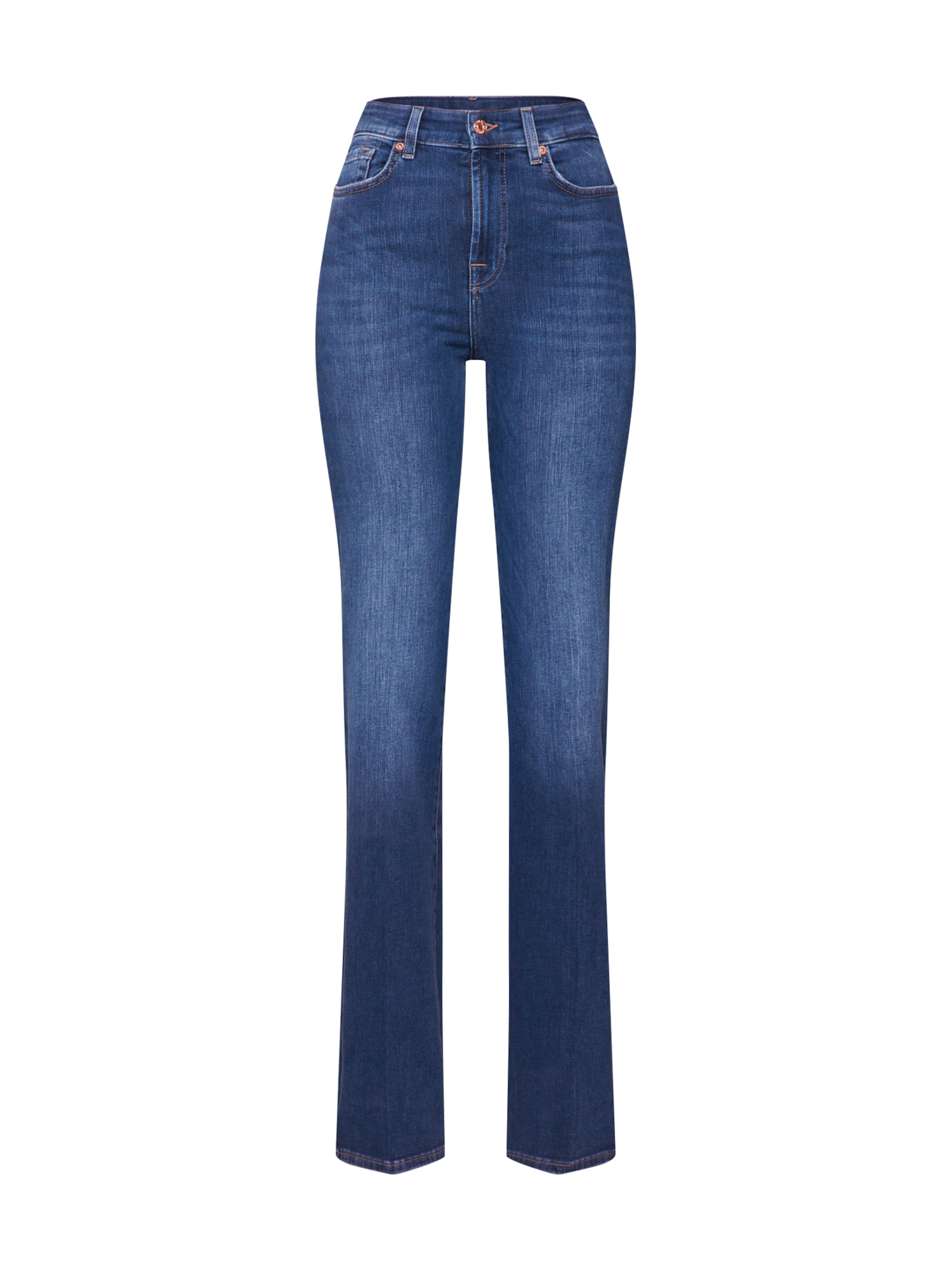 Mankind 'lisha' In Blue 7 For All Jeans Denim CodBrxeW