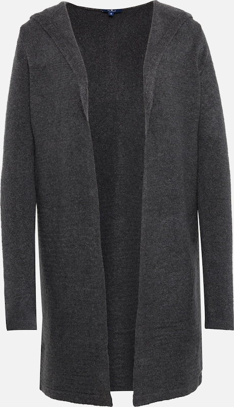 Tailor Tailor Anthracite Tom Tailor Cardigan Anthracite Tom En Cardigan Tom Cardigan En En hsxoBQtrCd