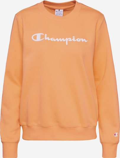 Champion Authentic Athletic Apparel Sweatshirt in de kleur Sinaasappel, Productweergave