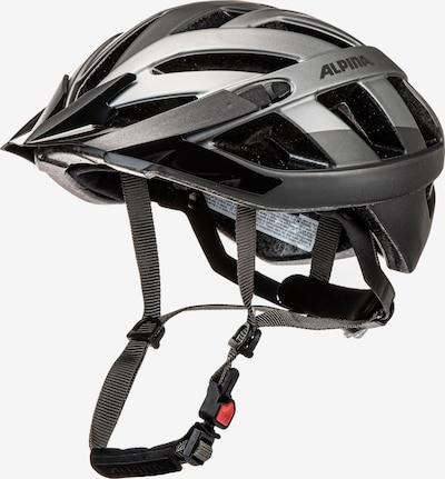 Alpina Fahrradhelm in silbergrau, Produktansicht
