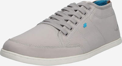 BOXFRESH Baskets basses en gris clair, Vue avec produit