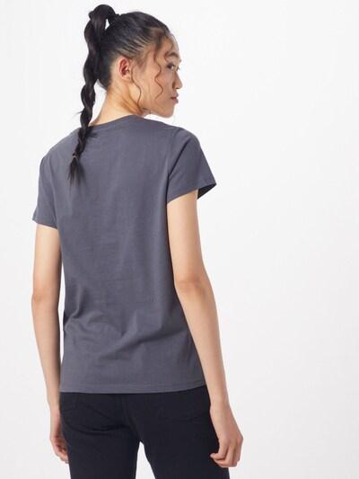 LEVI'S Koszulka 'THE PERFECT TEE' w kolorze antracytowym: Widok od tyłu