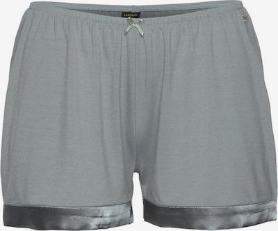 LASCANA Spodnie od piżamy w kolorze szarym, Podgląd produktu