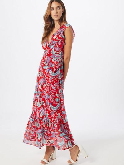 Pepe Jeans Kleid 'MIREN' in mischfarben / hellrot, Modelansicht