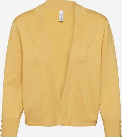 Soyaconcept Strickjacke 'DOLLIE' in gelb, Produktansicht