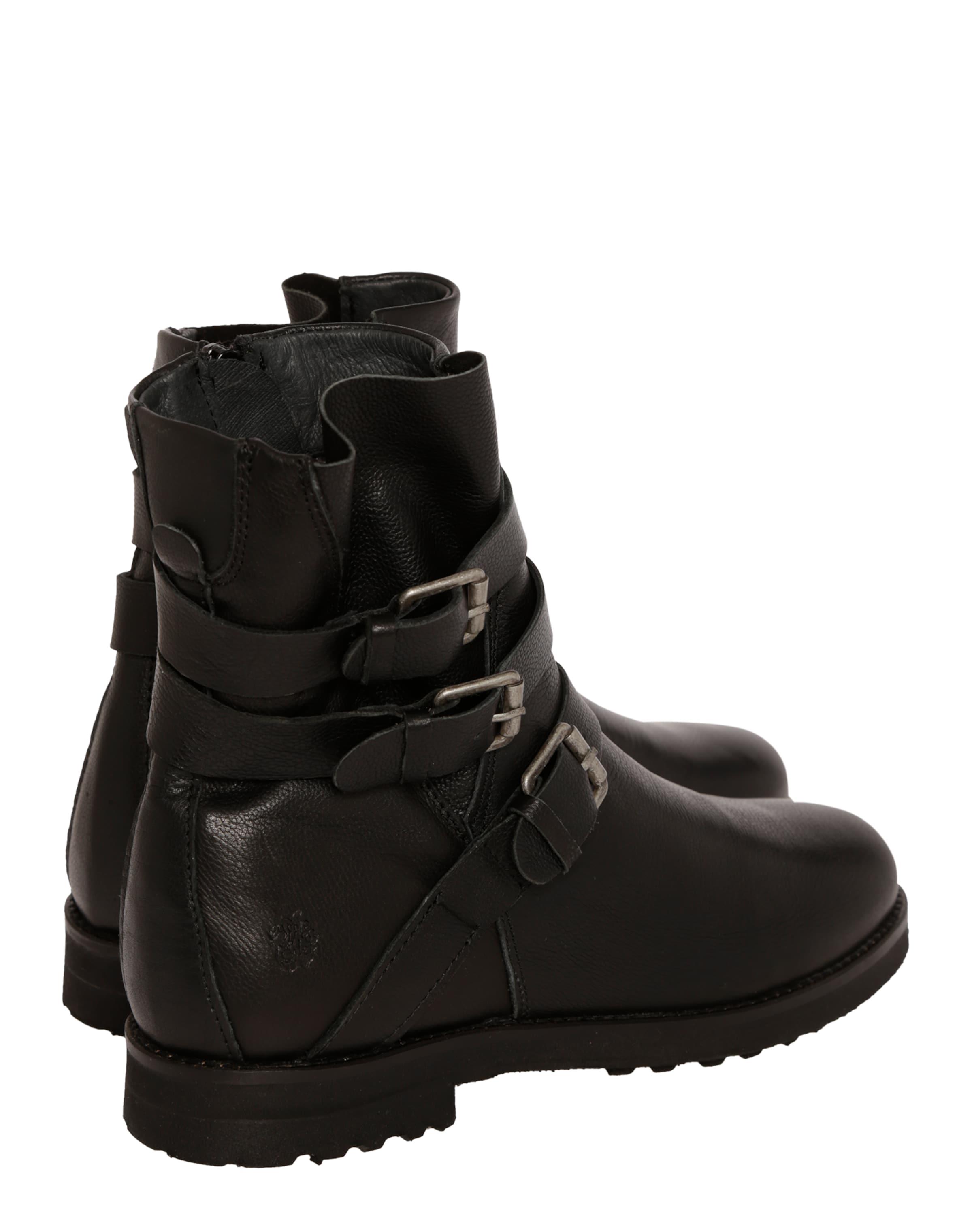 Apple of Eden Leder-Boots 'Alanis' Original Günstiger Preis Gk1XbjF3FN