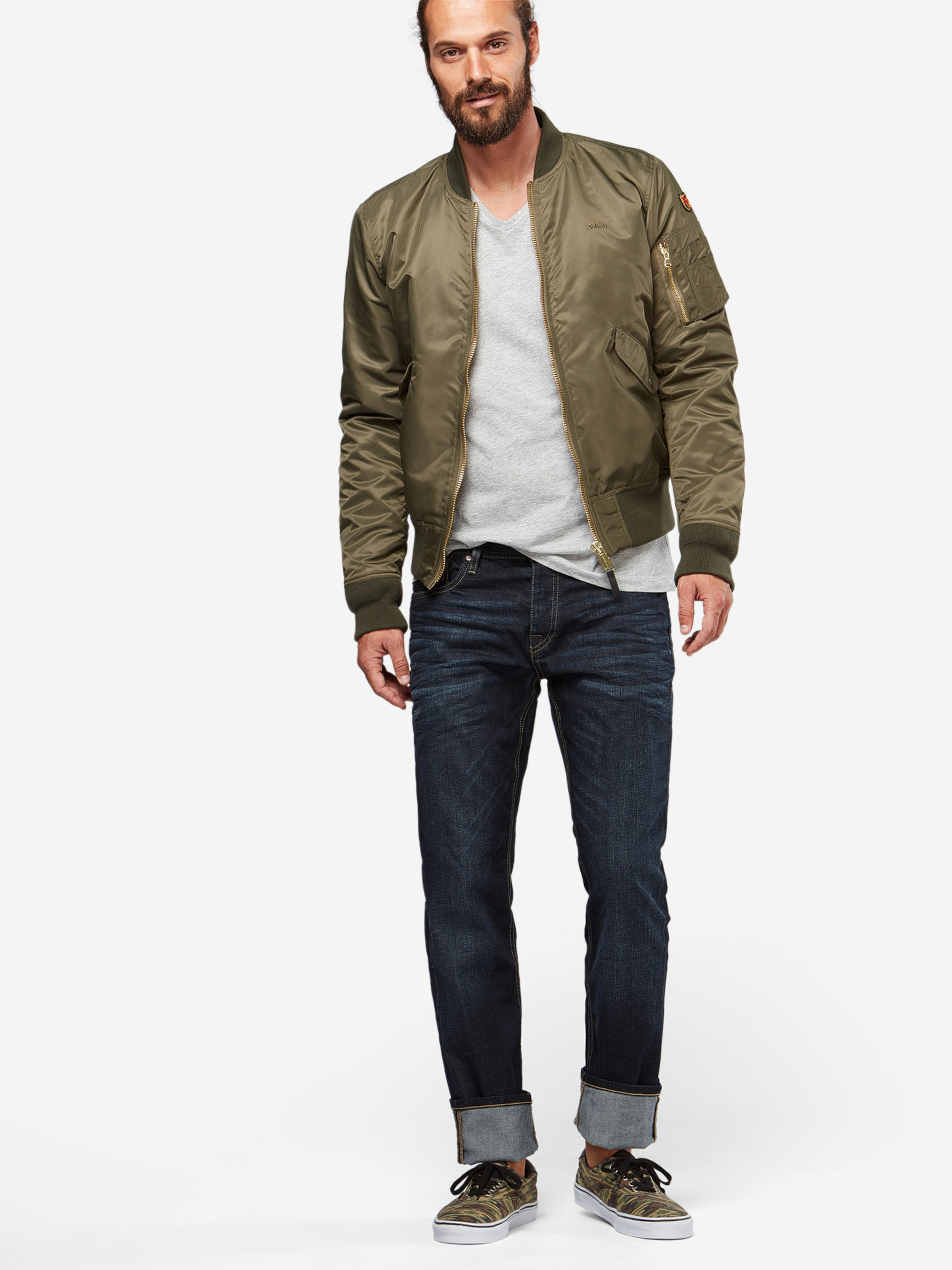 Marktfähig Günstiger Preis JACK & JONES Regular fit Jeans Clark Original JOS 318 Günstigster Preis Verkauf Neuer OQmi7iOfIf