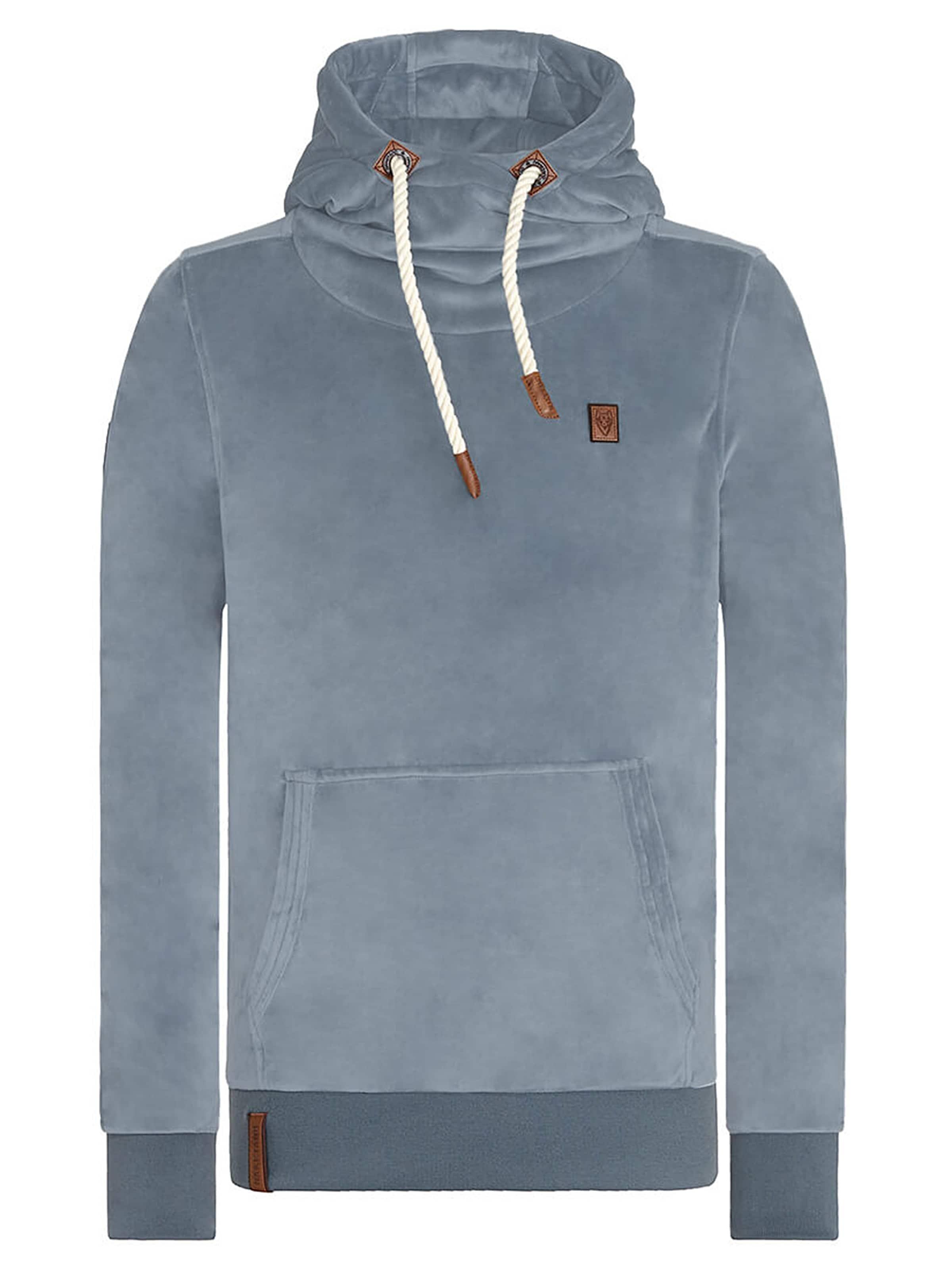 Sweater In Iii' Naketano 'mack Silbergrau lFJcTK1