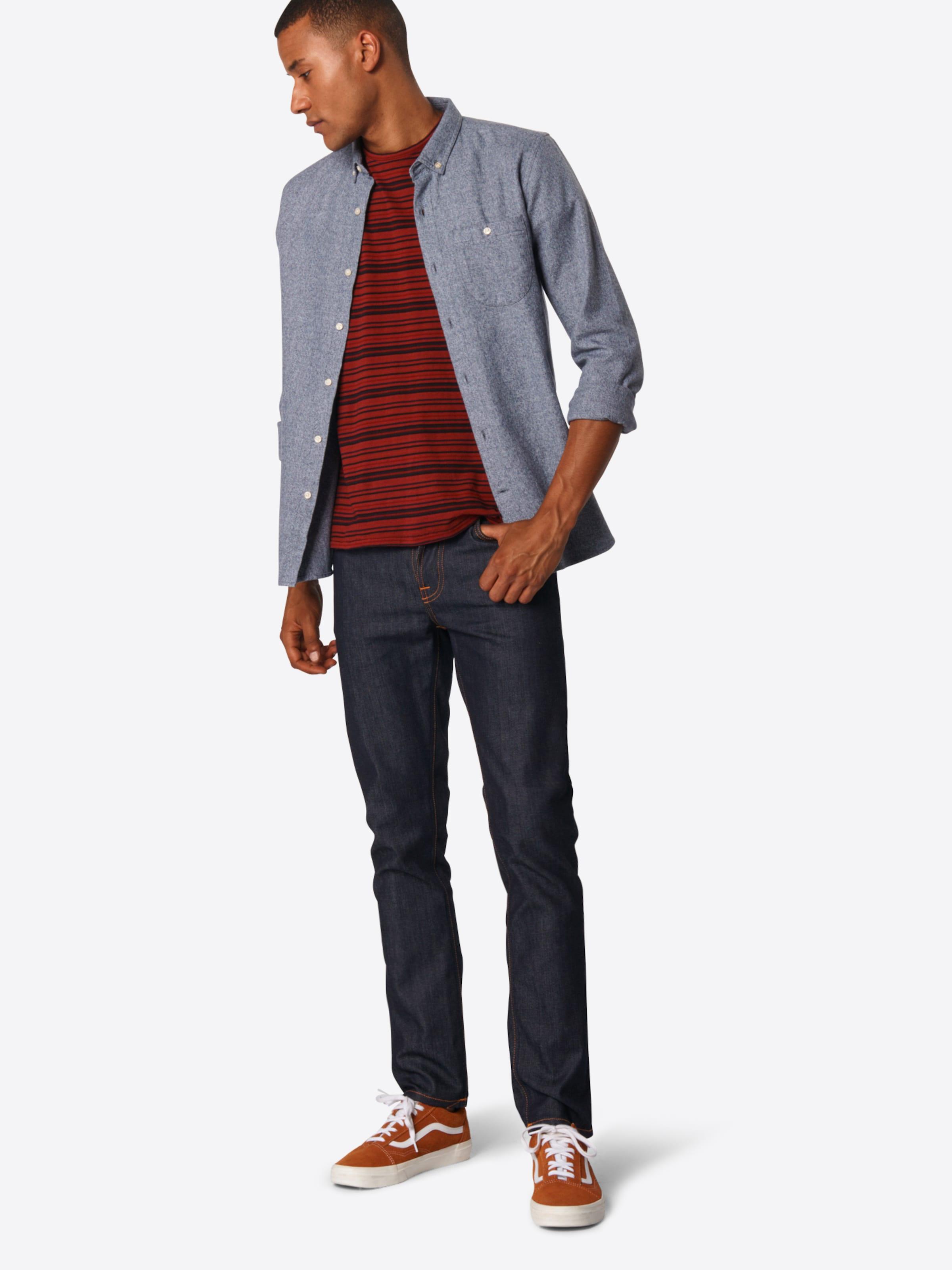 En Tim' Nudie Bleu Denim Jean Co 'grim Jeans YID2EWH9