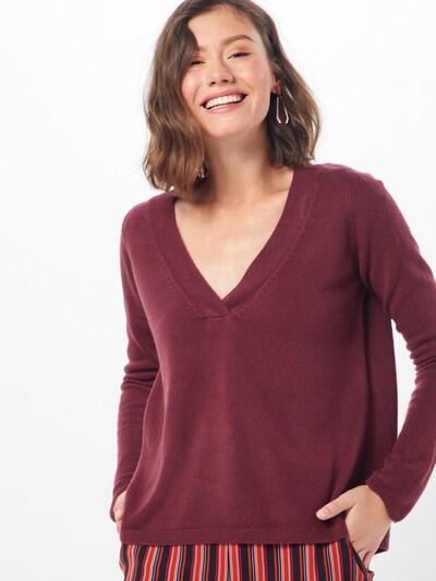 Megztinis 'JESSIE' iš ONLY , spalva - vyno raudona spalva: Vaizdas iš priekio