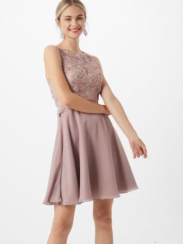 MAGIC NIGHTS Φόρεμα κοκτέιλ σε ροζ