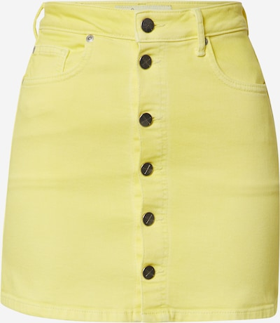 Pepe Jeans Rock  'Dua Lipa TRICKIE' in gelb, Produktansicht