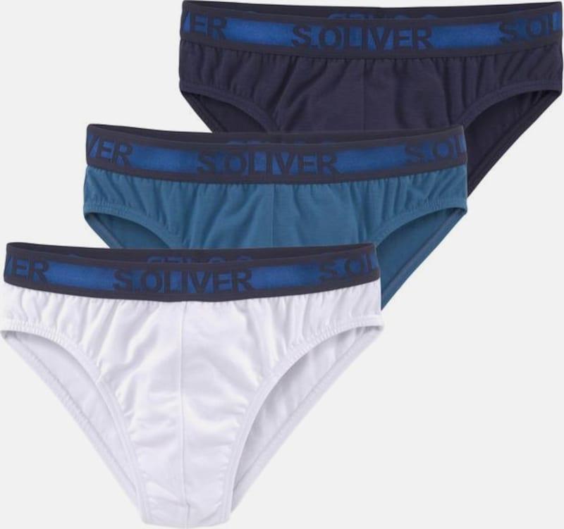 S.oliver Red Label Bodywear Slips (3 Stück)