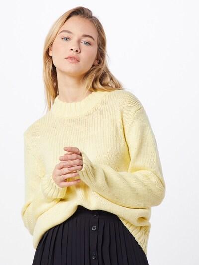 b.young Pullover 'BYMYRA JUMPER' in gelb, Modelansicht