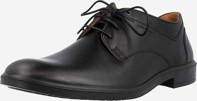 JOMOS Schnürschuhe in schwarz, Produktansicht
