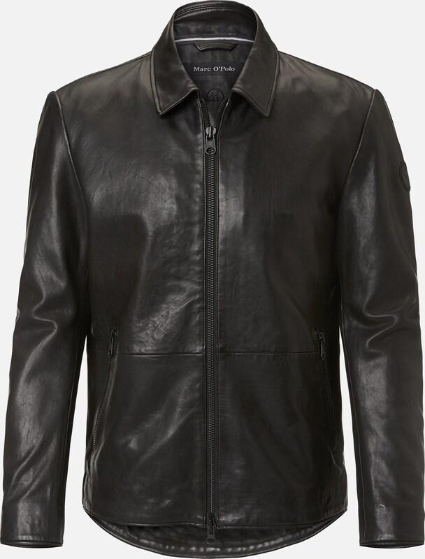 offizielle Fotos Gutscheincodes einzigartiges Design MARC O'POLO Lederjacke für Herren kaufen | ABOUT YOU