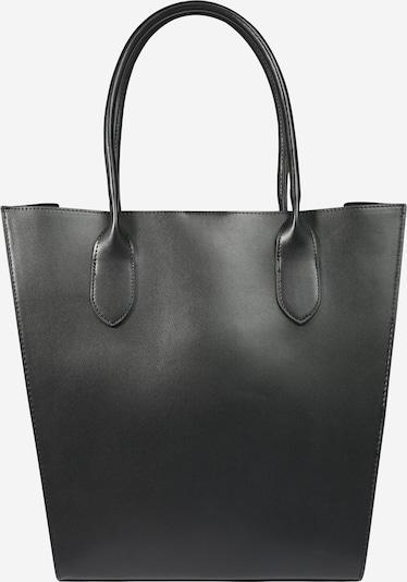 PIECES Nakupovalna torba 'Milian' | črna barva, Prikaz izdelka