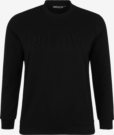 Only Play Curvy Spordidressipluusid 'ONPDANI BRUSHED CN SWEAT SP' must, Tootevaade