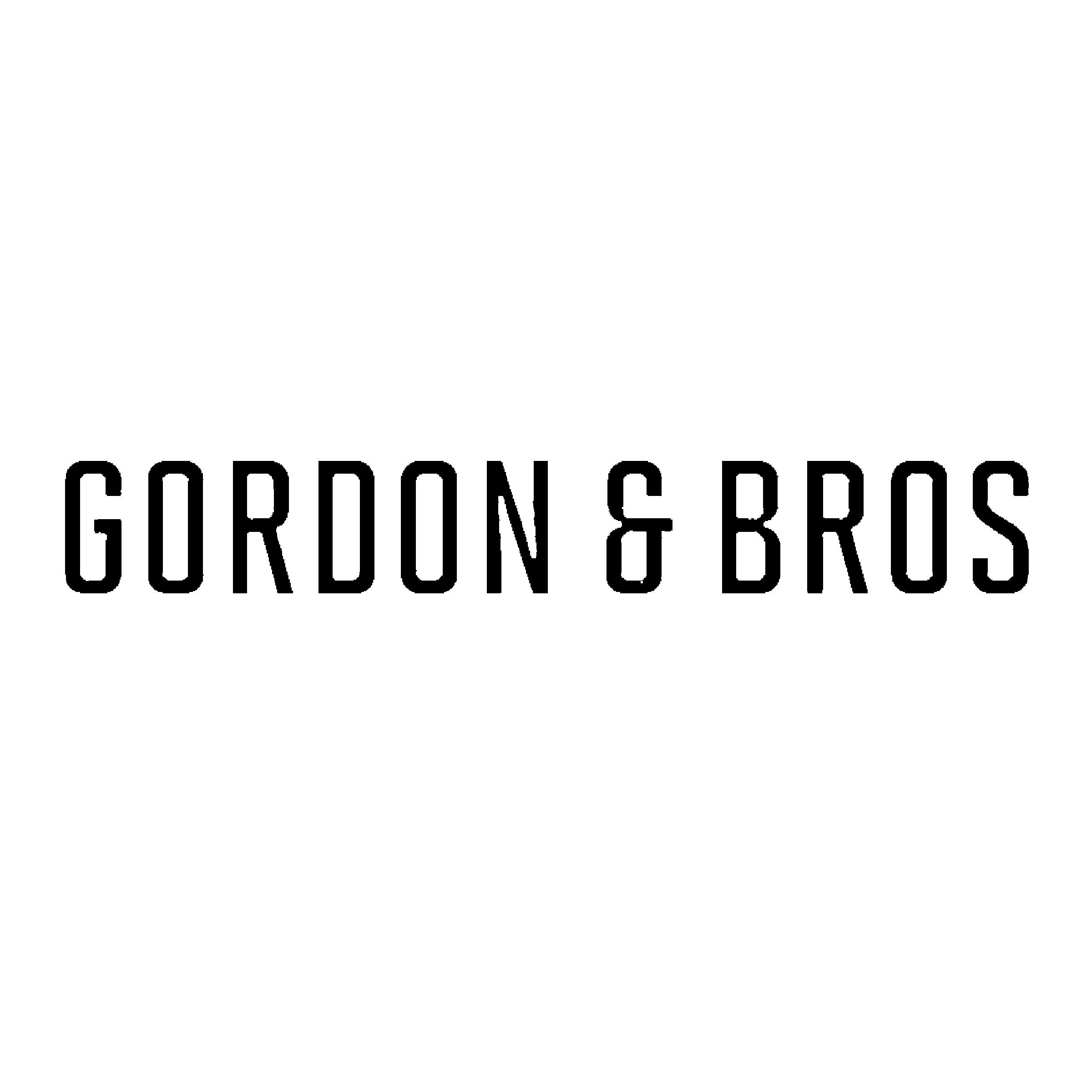 Gordon & Bros Logo