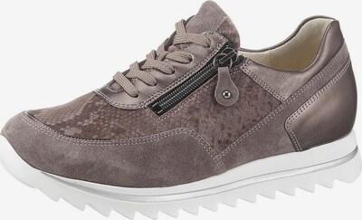 WALDLÄUFER Sneaker in violettblau / pastelllila, Produktansicht