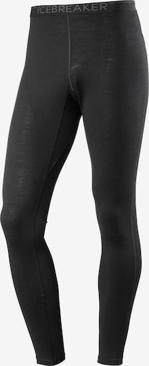 ICEBREAKER Športové nohavičky '200 Oasis' - svetlosivá / čierna, Produkt
