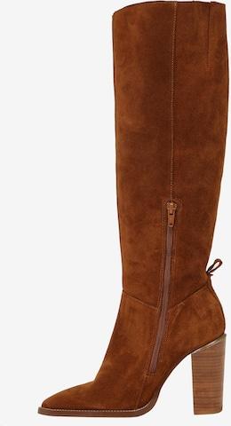 ABOUT YOU - Botas 'Soraya' en marrón