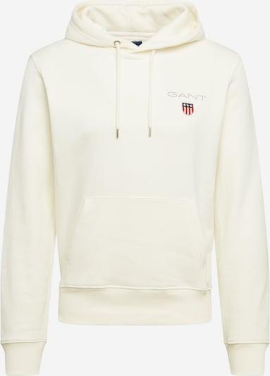 GANT Sweatshirt in navy / rot / silber / weiß, Produktansicht