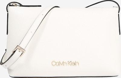 Rankinė su ilgu dirželiu 'Neat' iš Calvin Klein , spalva - juoda / balta, Prekių apžvalga