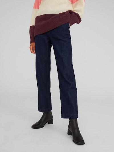 EDITED Jeans 'Lacie' in dunkelblau, Modelansicht