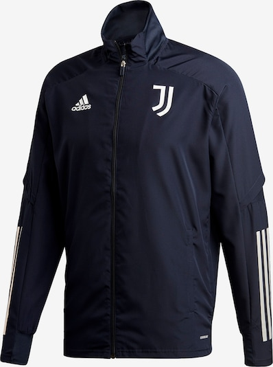 ADIDAS PERFORMANCE Sportjas 'Juventus Turin' in de kleur Donkerblauw / Wit, Productweergave