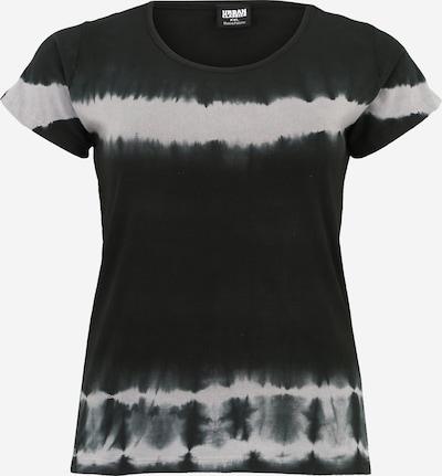 Urban Classics Curvy T-shirt en noir, Vue avec produit