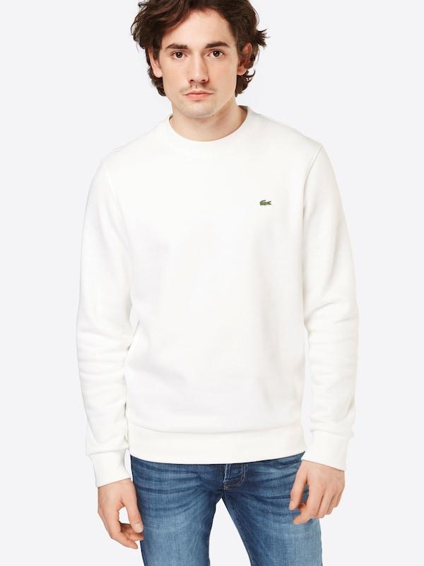 LACOSTE Sweatshirt mit Logo